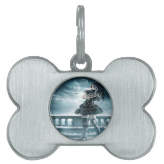Starlight Princess Pet ID Tag