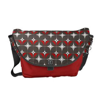 Starline Partial (Cocoa) - Medium Messenger Bag