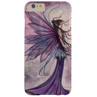 Starlit Amethyst Fairy Mystical Fantasy Art Barely There iPhone 6 Plus Case