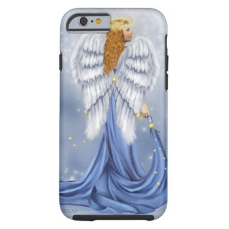 Starlit Angel Tough iPhone 6 Case
