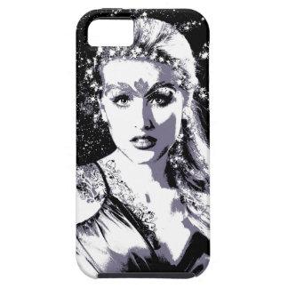 Starlit Goddess iPhone 5 Case