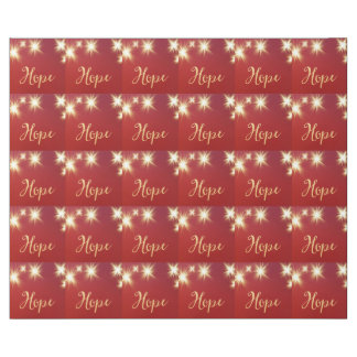 Starlit Hope 6x6 Squares Wrapping Paper
