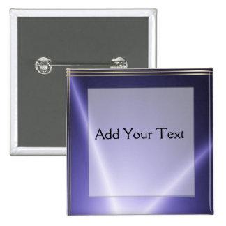 Starlite 2 Inch Square Button