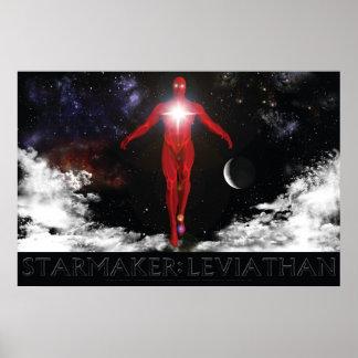 Starmaker Leviathan Poster