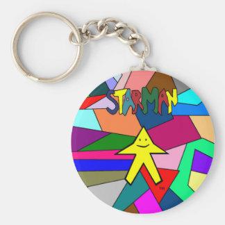 STARMAN-13 Keychain