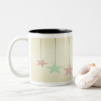 Starry Coffee Mug Illustrated