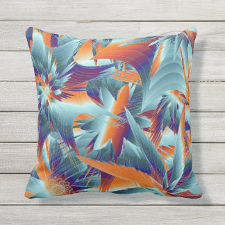 Starry Daze Throw Pillow