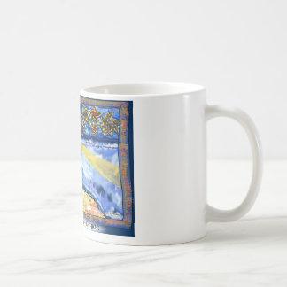 Starry-Fish Starry-Fish Night Coffee Mug