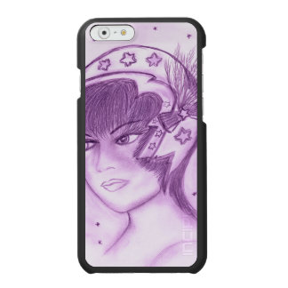 Starry Flapper - Purple Incipio Watson™ iPhone 6 Wallet Case