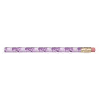 Starry Flapper - Purple Pencil