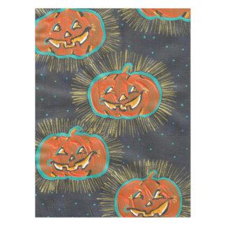 Starry Jacks Halloween Tablecloth