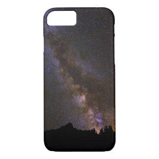 Starry Milky way, California iPhone 8/7 Case