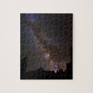 Starry Milky way, California Puzzles