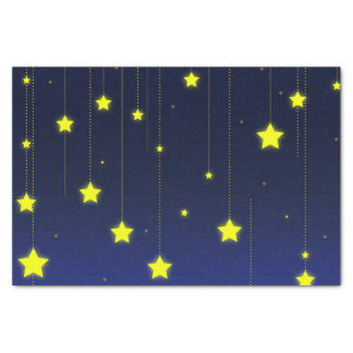 Starry Night 10lb Tissue Paper