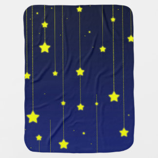 Starry Night baby blanket