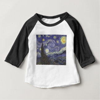 Starry Night Baby T-Shirt
