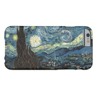 Starry Night Barely There iPhone 6 Case