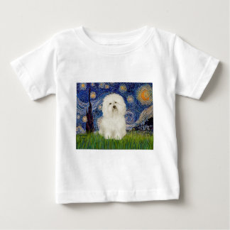 Starry Night - Bolognese 1 Baby T-Shirt