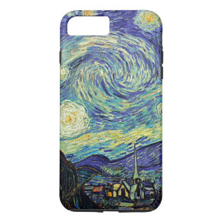 Starry Night by van Gogh iPhone 7 Plus Case