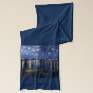 Starry Night by van Gogh Scarf