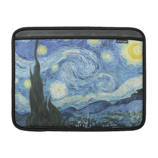 Starry Night by Van Gogh Sleeve For MacBook Air