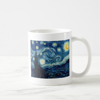 Starry Night By Vincent Van Gogh Coffee Mug