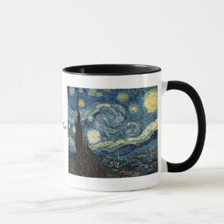 Starry Night by Vincent van Gogh Mug