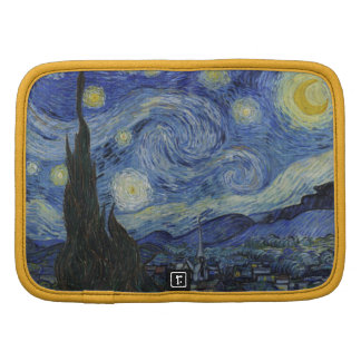 Starry Night by Vincent van Gogh Folio Planners