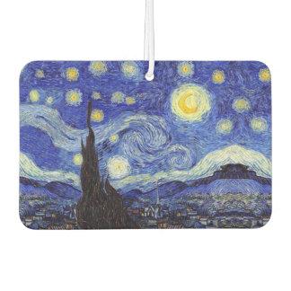 Starry Night Car Freshener