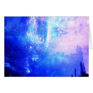 Starry Night Card