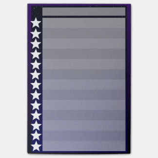 Starry Night Check List Post-it Notes