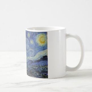 Starry Night Coffee Cup