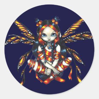 """Starry Night Fairy"" Sticker"