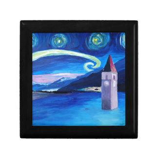 Starry Night in Switzerland - Vierwaldstätter See Gift Box