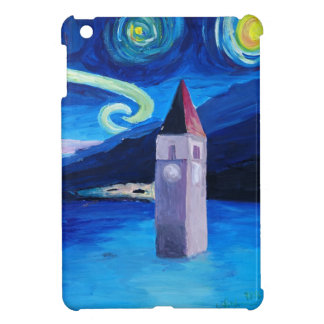 Starry Night in Switzerland - Vierwaldstätter See iPad Mini Case
