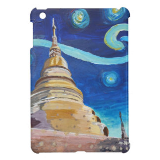 Starry Night in Thailand - Van Gogh Inspirations Case For The iPad Mini