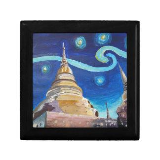 Starry Night in Thailand - Van Gogh Inspirations Gift Box