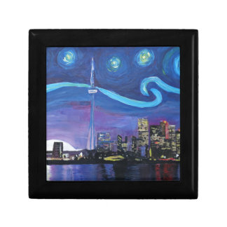 Starry Night in Toronto with Van Gogh Inspirations Gift Box