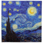 Starry Night  Inspired Van Gogh Classic Products Napkin