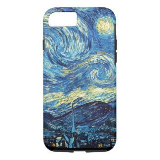 Starry Night iPhone X/8/7 Tough Case