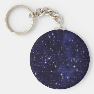 Starry  Night Keychain