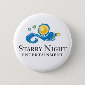 Starry Night Logo Button