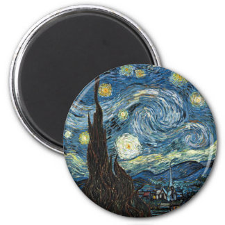 Starry Night Magnet