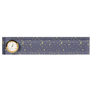 Starry Night Name Plate