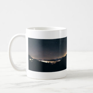 Starry Night Outdoors Mug