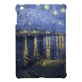Starry Night Over The Rhône Case For The iPad Mini
