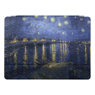 Starry Night Over the Rhone iPad Pro Cover