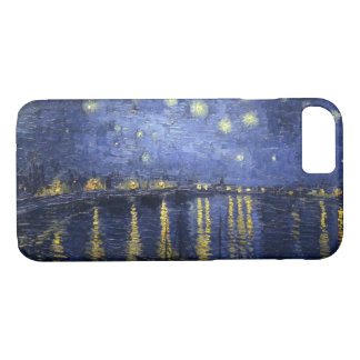 Starry Night Over the Rhone iPhone 8/7 Case