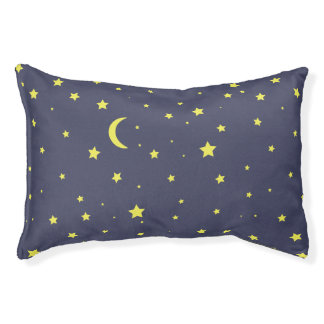 Starry Night Pet Bed