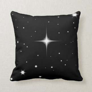 Starry Night Pillow for Teens